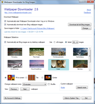 Wallpaper Downloader screenshot